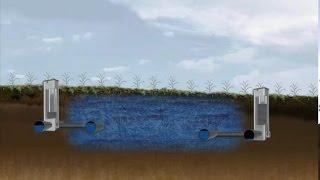 Nabbing Nitrates Before Water Leaves the Farm: Bioreactors
