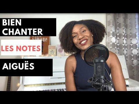 Bien chanter : Comment chanter les notes aiguës ?