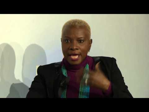 Davos 2015 - An Insight, An Idea with Angelique Kidjo