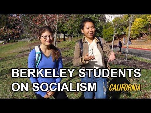 Berkeley Students on Socialism