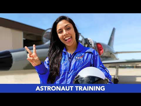 I Trained Like a NASA Astronaut