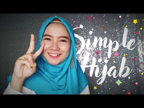TUTORIAL HIJAB SEGI EMPAT SIMPLE (9 STYLE)
