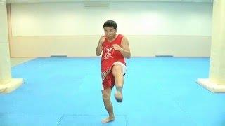 Простое Упражнение Для Отработки Связок Ударов Руками И Ногами