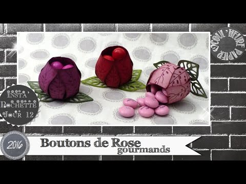 Boutons Gourmands""