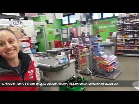 19/11/2019 |  DOPO 5 GIORNI DALL'ACQUA GRANDA RIAP...