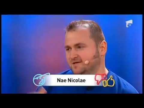 Nae Nicolae, număr de senzaţie de stand up comedy In Puii Mei  In Puii Mei