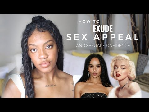 How to Exude Sex Appeal Effortlessly + Sensual Confidence | STYLEDBYKAMI