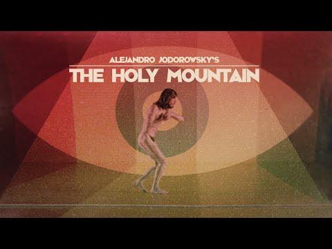 (HD Trailer) The Holy Mountain   Alejandro Jodorowsky