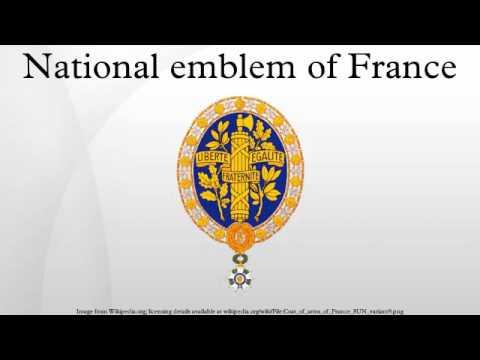 National Emblem Of France Youtube