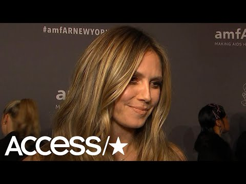 Heidi Klum Felt Like She Was 'Already Married' To Tom Kaulitz When She Met Him | Access