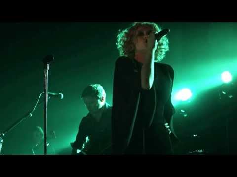 Goldfrapp  Ooh La La  Paris Le Trianon 2013