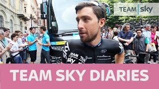 Team Sky Diary 7: Giro d'Italia – A Race of Two Halves