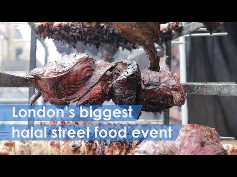 The BIGGEST Halal Street Food Festival!