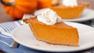 23,000 Calories Of Pumpkin Pie Eaten In 8 Mins (world Record)