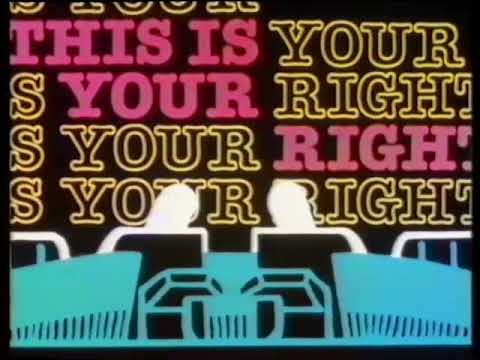 This is Your Right Granada TV