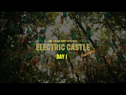 Electric Castle 2014 - Day 1