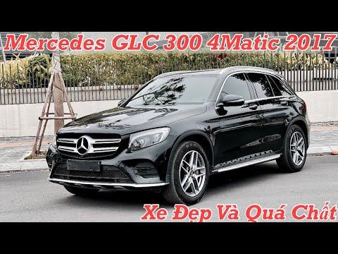 Thanh Lý Mercedes GLC 300 4Matic 2017 - Xe Cực Chất - Không Mua Xe Này Thì Mua Xe Gì Đây ???
