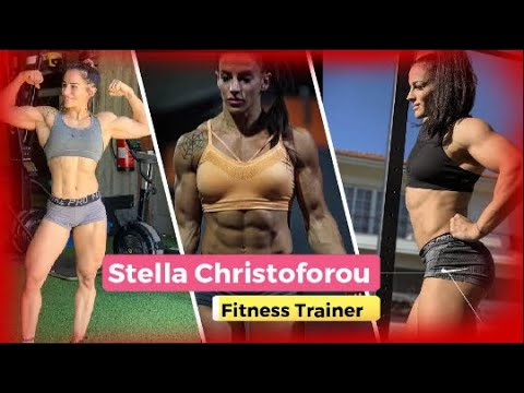 🔥Stella Christoforou was born in Athens and is a Crossfit Champion 🥇/Online Individual Coaching 🏋️✔️