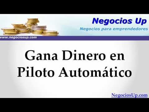 Gana Dinero en Piloto Automático - YouTube