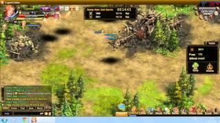 Legend Online 213. Server Savaş Alanı