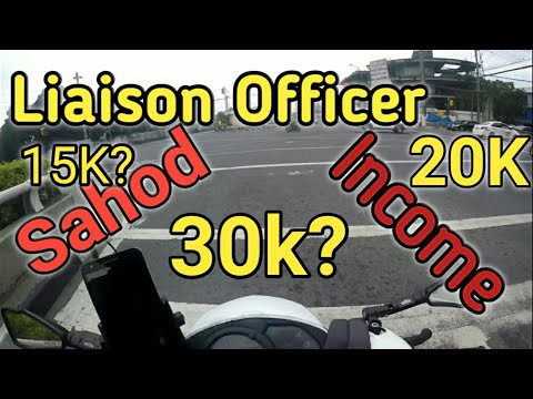 Mag kano sahod ng Liaison Officer | My Life as Liaison Officer