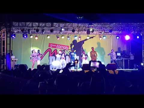 Dj Arafat à Cotonou!! | Finale MDC2017