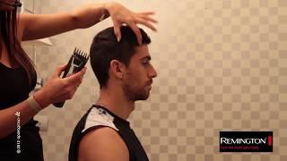 tutoriel : coupe de cheveux homme avec la tondeuse pro power series hc5750