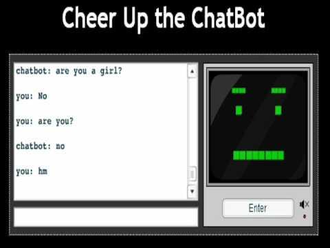 Cheer up chatbot
