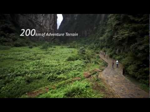 Awesome Adventure Filming: China's Biggest Adventure Race
