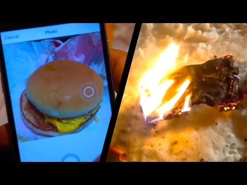 BuzzFeed - Are These Instagram Foods Actually Tasty VS FIREWORKS