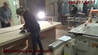видео Изготовление стола для руководителя по заказу