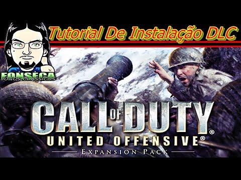 Como Instalar Call Of Duty United Offensive DLC + Tradução