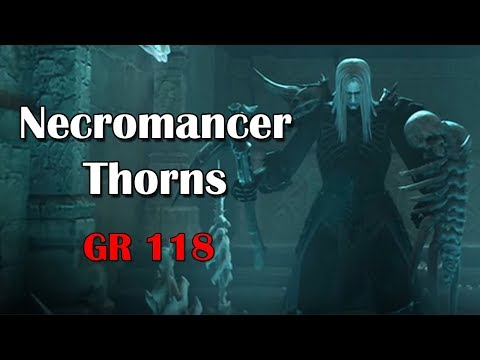 Necromancer Lon Thorns GR 118 - Patch 2.6.5