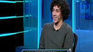 حسين السيد صاحب اللوك الشهير : قصيت شعري عشان البرنامج