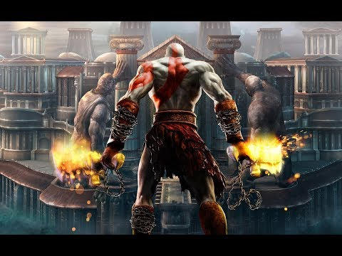 God of war 4 - combat exploration walk through
