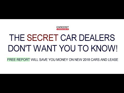 How to Pay Less for New Car or Car Lease 2017-2018
