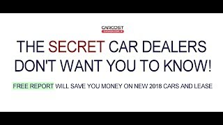 How Pay Less New Car Or Car Lease