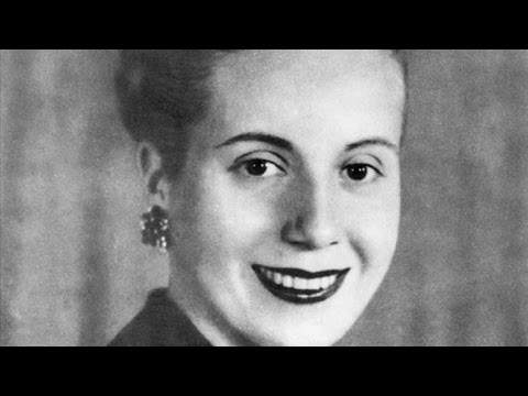 Eva Peron First Lady of Argentina - Documentary And Biography