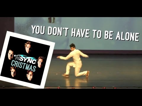 Christmas DANCE | Kyron Correia | Nsync - You Don't Have To Be Alone