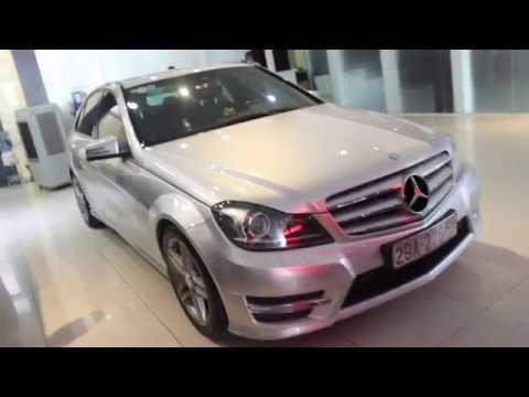 Khám phá Mercedes-Benz C300 AMG 2010 đi chán bán lại giá 680 triệu đồng
