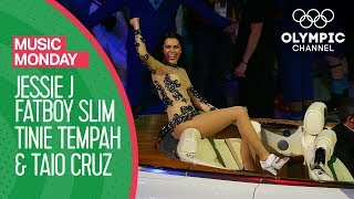 Jessie J Taio Cruz Tinie Tempah and Fatboy Slim Medley  Music Monday