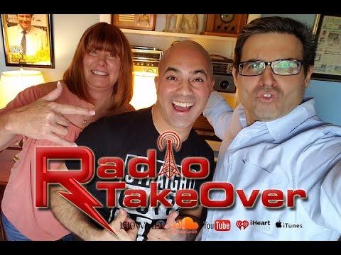 Radio TakeOver 1/4/2017 with Author Carlo Tamarit