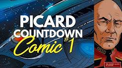 Star Trek Picard - Countdown Comic #1 | Review, Breakdown & SPOILERS!