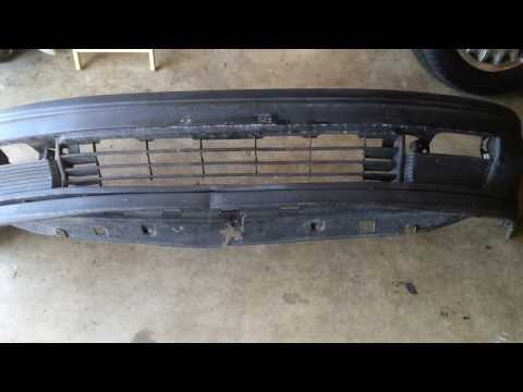 DIY How to Remove Front Bumper on Honda Accord CB7 - Winston Buzon