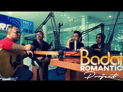 BADAI ROMANTIC PROJECT - Melamarmu (Live Acoustic @pro2bdg)