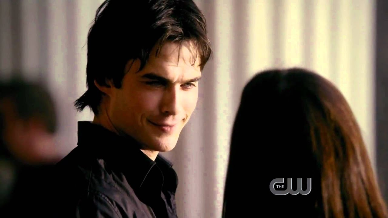 "::damon&elena:: ""now i'm hurt"""