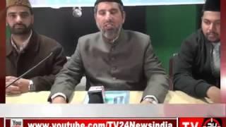 Press Conference for Ahmadiyya Jalsa Salana Qadian 2015