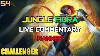 ✔ Challenger Jungle Fiora Ep. 6 ft. HotshotGG | LIVE Commentary | FULL GAMEPLAY | League of Legends