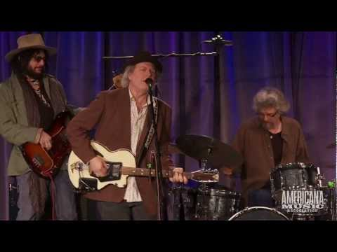 """Gasoline and Matches"" - Buddy Miller at 2012 Americana Awards Nominee Event"