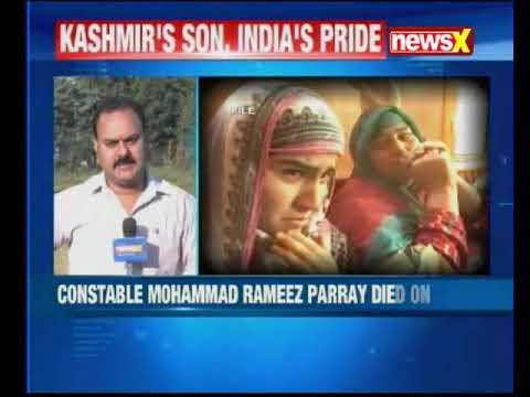 BSF jawan has been shot dead in Bandipore in J&K